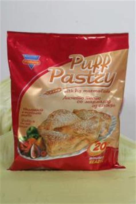 Prita Puff 1 ruse komerc gevgelija manufacturer of pastry products