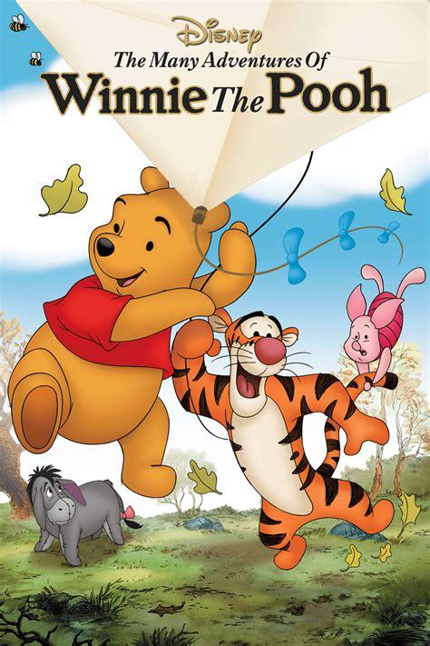 film kartun winnie the pooh angela s anxious life project disney the many adventures