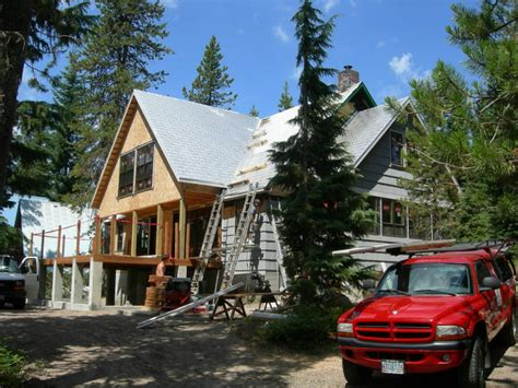 Reed College Ski Cabin by Ski House Of The Day Reed College Ski Cabin