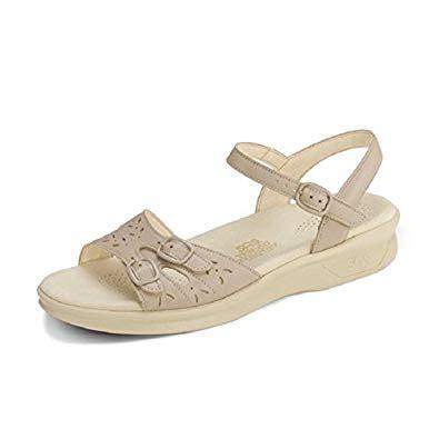 sas womens sandals sas s duo leather sandals 7 n