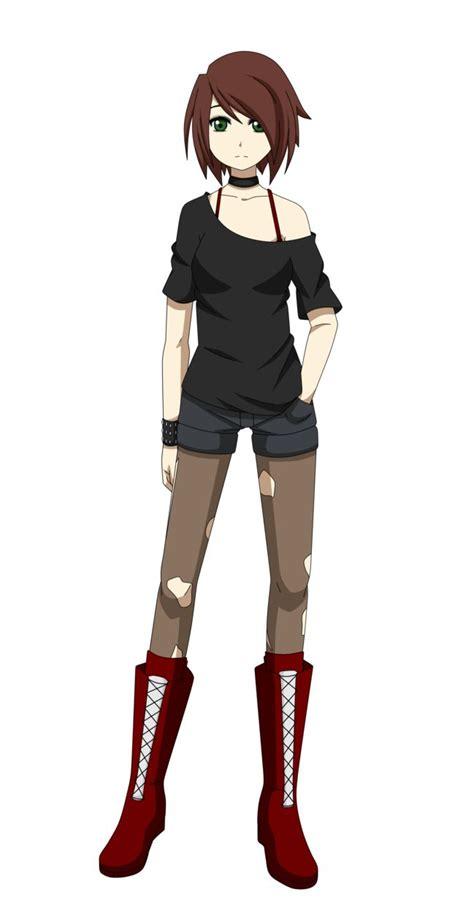 Anime Oc by Noragami Oc Chizu By Shuragirlsayuri On Deviantart