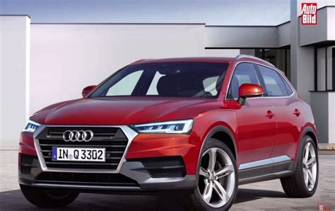 Audi Q3 New Model 2018 by 2018 Audi Q3 To Jump On Mqb Platform Hybrid Option Likely