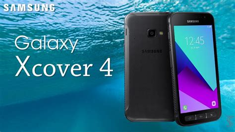 Samsung Galaxy Xcover 4 samsung galaxy xcover 4 exynos 7570 official specs