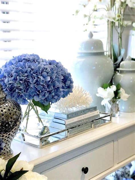 luxury silver rectangular mirrored tray  handles