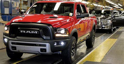 Billion Jeep Fca Invests 1 5 Billion To Move Ram Assembly Plant