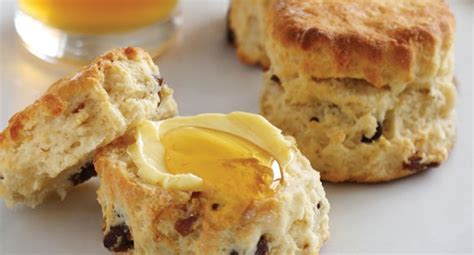 capilano s honey and date scones better homes and gardens