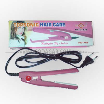 Topsonic Hair Carecatok Mini Haidi catok mini haidi 2in1 topsonic hair care isodagar