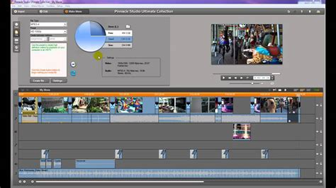tutorial editing video pinnacle exporting video to a file pinnacle studio tutorial