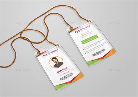 business id template multipurpose business id card template by dotnpix