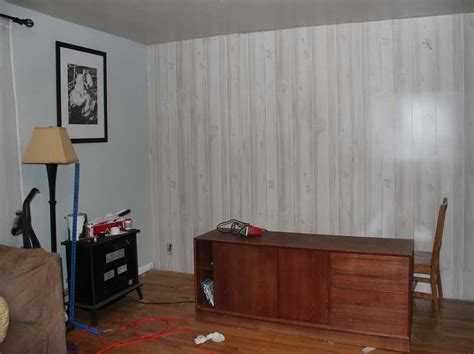 how to paint over paneling how to paint fake wood paneling design bitdigest design