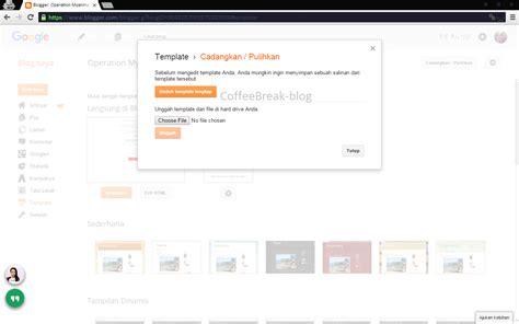 tutorial membuat template blog tutorial membuat blogger dengan template theme elegan