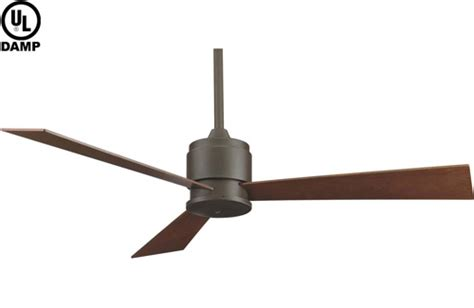 fanimation 220v ceiling fans fanimation zonix 220v 54 quot outdoor bronze ceiling fan