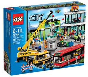 Lego Set Two New Lego City Sets Unveiled Kollectobil