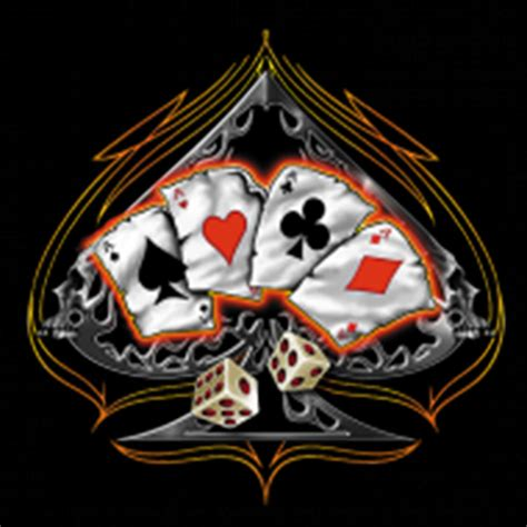 t shirt custom design gambling poker 4 aces