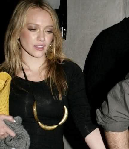 Hilary Duff Is A Drunkard by My Hilary Duff