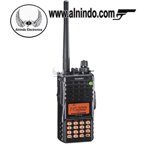 Jual Headset Ht Yaesu Baru Radio Komunikasi Elektronik Terbaru ht yaesu ft 270r alnindo distributor project dan tender alat radio komunikasi gps
