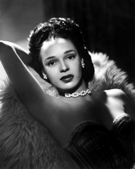 classic hollywood dorothy dandridge s pearls and velvet bustier old