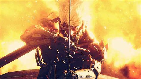 video games men metal gear rising revengeance