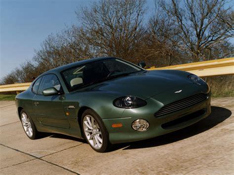 1999 Aston Martin Db7 by Aston Martin Db7 1999