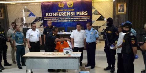Rice Cooker Di Makassar simpan sabu dalam rice cooker asnawi diamankan bea cukai
