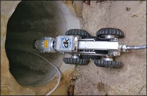 Plumbing Pipe Inspection by Detailed Drain Surveys With Wincanv8 Reporting For Civil