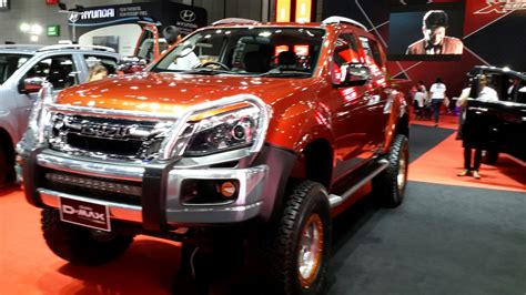 Auto Tuning D W by Isuzu D Max Truck Accessories And Autoparts By