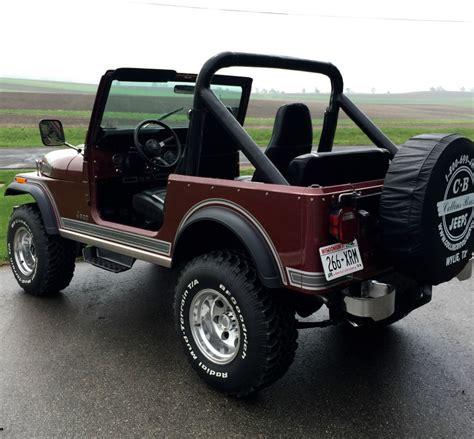 cj jeep for sale 1981 jeep cj for sale