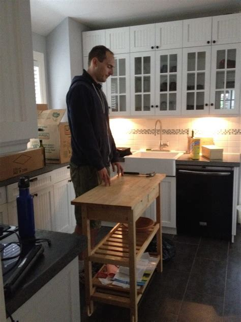 how tall is a kitchen island a new old house for tall people tall life