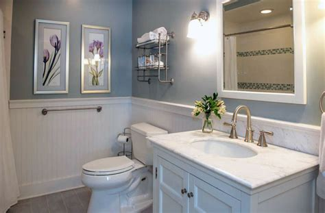 Bathroom With Wainscoting Ideas by Small Bathroom Ideas Vanity Storage Amp Layout Designs