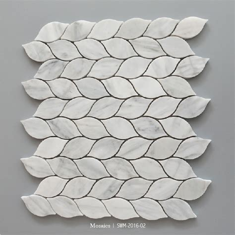 Glass Tile Kitchen Backsplash Pictures beautiful leaf shape backsplash mosaic tile buy leaf