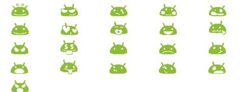 emoticons android can i add more quot android quot emoticons into my phone android enthusiasts stack exchange