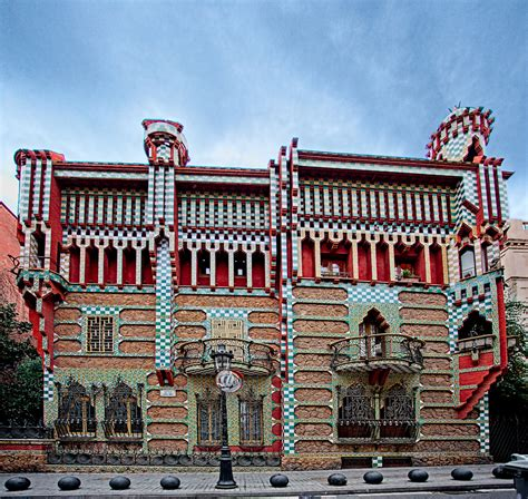 casa vicens barcellona casa vicens barcelona built in the period 1883 1889