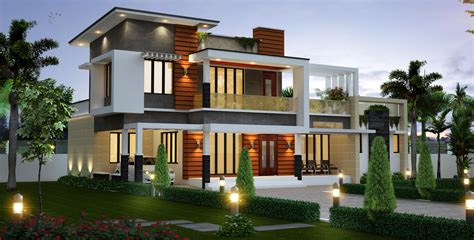 1000 square house models modern house plan modern