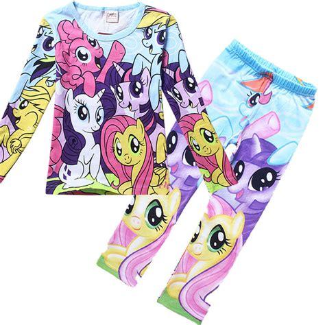 Set Piyama Pony knb autumn winter pijamas set for my