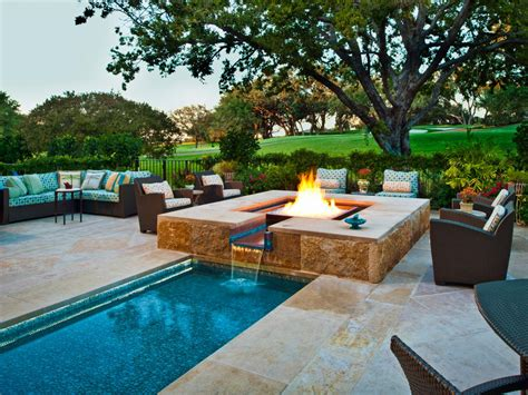 Backyard Pool Designs by 10 Beautiful Backyard Designs Outdoor Spaces Patio