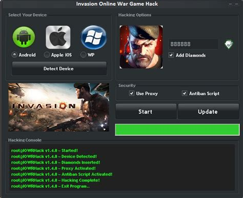 game mod tool download invasion online war game hack tool free download no