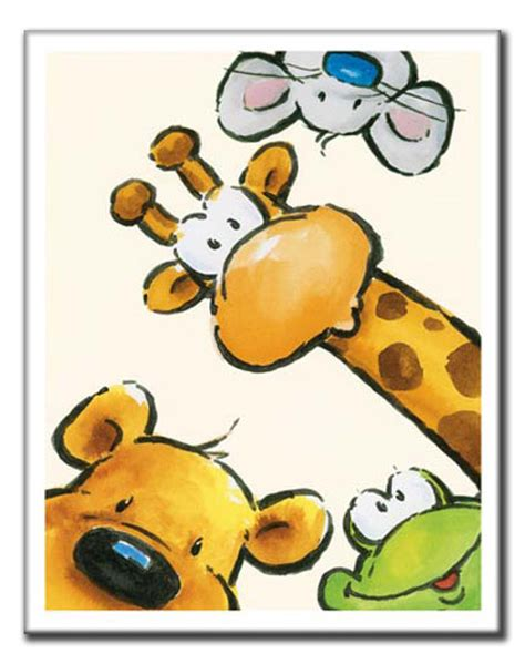 cuadros infantiles animales cuadros infantiles de animales imagui
