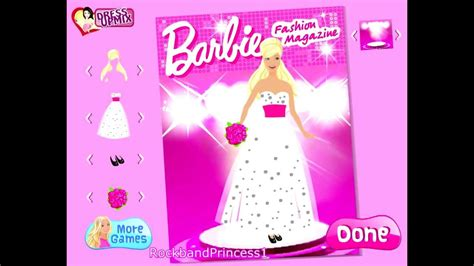 barbie design magazine game barbie fashion magazine game barbie games for girls