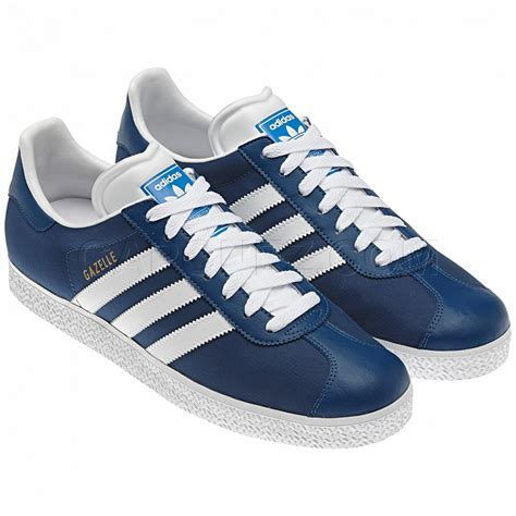 adidas classic shoes new mens adidas gazelle 2 blue originals smart casual