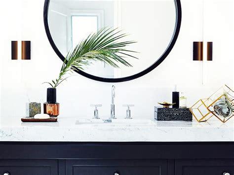 badezimmer deko metall blumen deko badezimmer badezimmer ideen holz