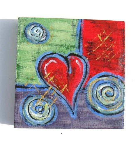 day acrylic painting ideas 17 best images about valentines canvas painting on