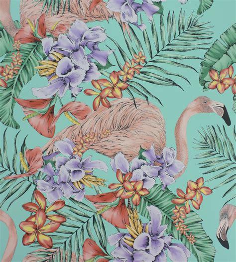 flamingo wallpaper matthew williamson flamingo club wallpaper by matthew williamson jane