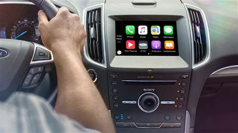 ford sync 2 sync 3 plus apple carplay support sync official ford