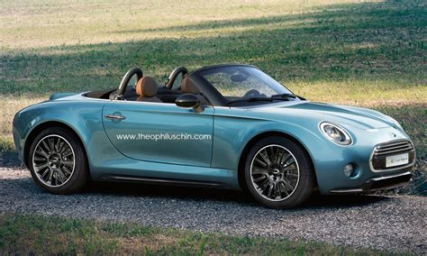 Mini Movers Concepts mini superleggera gets rendered for possible production