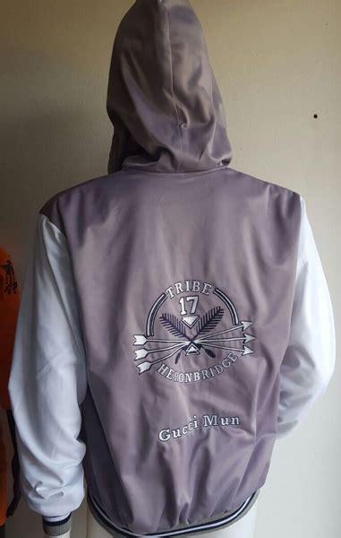 design a matric jacket online promotional clothing for girls guys promo girls clothing