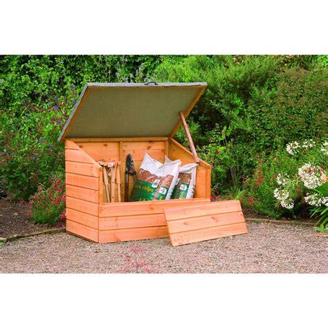 Wilkinsons Sheds by Forest Garden Storage Garden Chest At Wilko