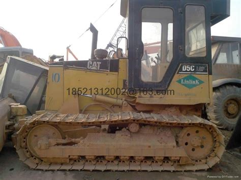 used caterpillar d5c dozer for sale singapore trading