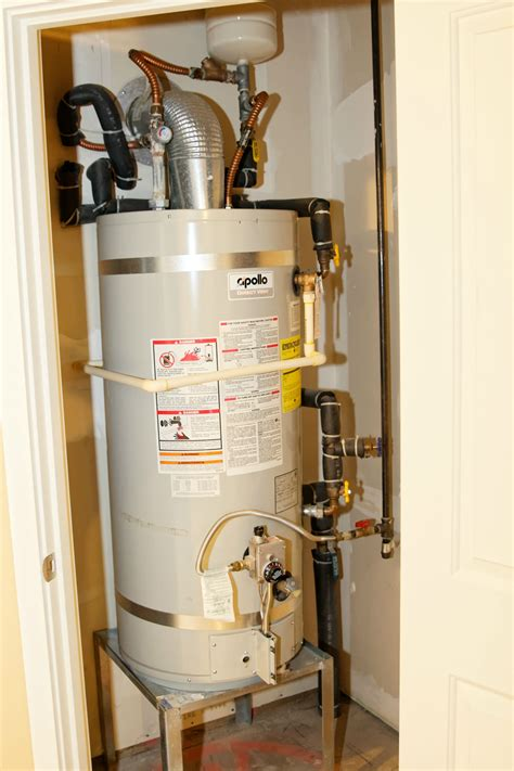 Plumbing A Water Heater by Plumbing Need Help Understanding Gas Water Heater Home