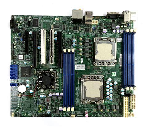 dual sockel mainboard supermicro x8dal i rev 2 0 dual intel socket lga1366