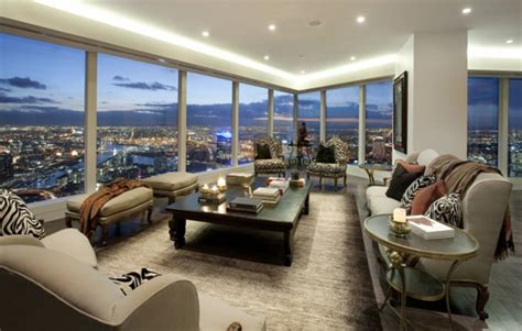 Apartment Living In Melbourne Sky High Living At Melbourne S Eureka Tower Realestate